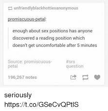 Sex Position Memes - unfriendlyblackhottiesa nonymous promiscuous petal enough about