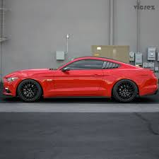 mustang louver ford mustang 2015 2017 vz style carbon fiber side window louvers