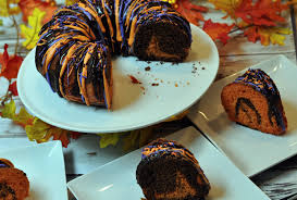 Halloween Bundt Cake Decorations by Halloween Bundt Cake Recipe