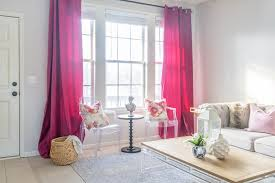 Hanging Curtains High And Wide Designs How High To Hang Curtains Happymeetshome