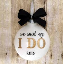 personalized ornaments wedding best 25 wedding ornament ideas on wedding christmas