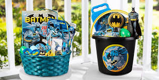 Build Your Own Gift Basket Build Your Own Batman Easter Basket Party City