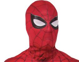 frank halloween mask may178982 spider man homecoming fabric cowl mask