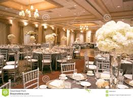 wedding table decor wedding table decor stock image image of convention