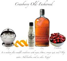 thanksgiving cocktail cranberry fashioned recipeapplepins