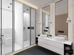 white bathroom designs types of trendy bathroom designs which looks so awesome with