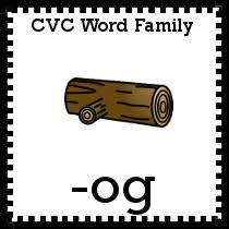 3 dinosaurs cvc word family printables og