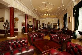 Hotels Interior Best Western Beamish Hall Hotel