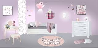 decoration chambre fille papillon decoration papillon chambre fille chambre enfant papillon