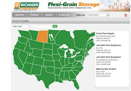 Show Me A Map Of Canada by Grain Bagging Help In North America Show Me Shortline Blog
