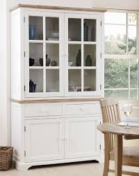 Dining Room Display Cabinet Fully Assembled Large Glass Display Cabinet Kitchen Dresser