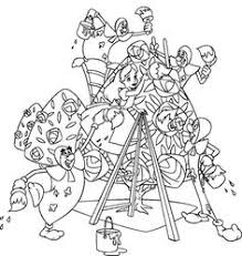 alice sleeping coloring pages alice wonderland coloring pages