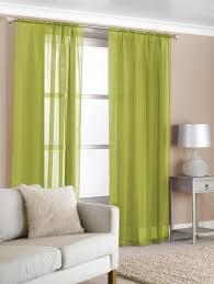 Emerald Green Drapes Plain Lime Green Curtains Nrtradiant Com