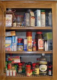 Kitchen Cabinet Organize Stylish Kitchen Cabinet Organizing Ideas Pertaining To Interior
