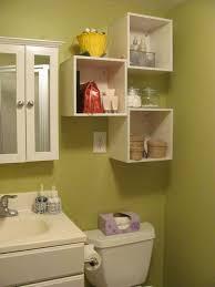 bathroom cute small bathroom storage ideas over toilet small