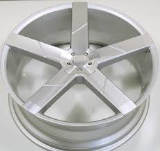 nissan altima for sale in jamaica kronik ghost 22 x 8 5 silver rims wheels for nissan altima 5x114 3