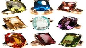 stone rings jewelry images Latest designer gem stone rings jewellery collections jpg