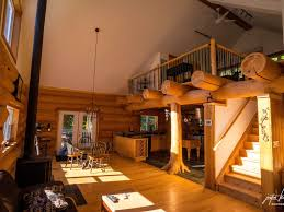legacy log cabin in muskoka log cabin for two on 90 forested
