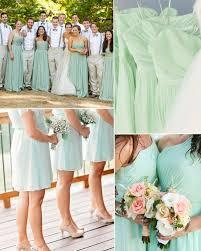 mint bridesmaid dresses bridesmaid dress trend let s go mint mint bridesmaid dresses