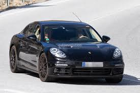 gemballa porsche panamera 2017 porsche panamera spied for the first time in hybrid guise