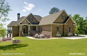 brick home floor plans beautiful brick home plans house plans don gardner