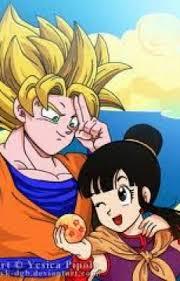 goku chichi relationships dragon ball fanfic