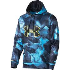 under armour under the lights lakewood ranch under armour men s storm armour fleece printed big logo hoodie