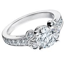 cartier solitaire rings images Cartier 2 15 carat gia certified diamond platinum ballerine jpeg