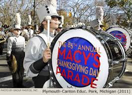2011 macy s thanksgiving day parade marching band photos