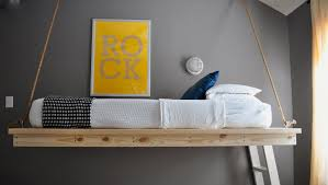Suspended Bed by Diy Hanging Bed Magiel Info