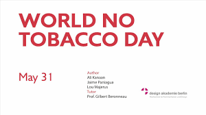 design hochschule berlin world no tobacco day 31 may 2013 live windows project on vimeo