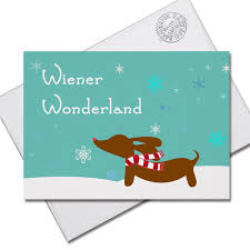 wiener dachshund cards the smoothe store