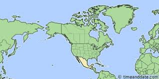 us map time zones with states current local time in mazatlan sinaloa mexico