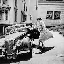 20 Classic Black And White San Francisco Noir Photos From The U002740s And U002750s The New York Times