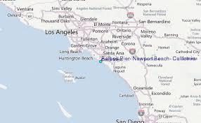 california map laguna balboa pier newport california tide station location guide