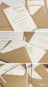 Pocket Invitation Cards Diy Wood Grain Pocket Invites Free Templates U0026 Instructions