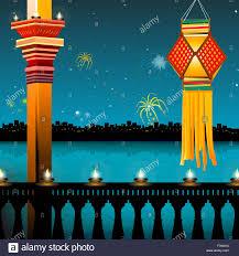 lanterns fireworks l lighting lanterns fireworks balcony festival diwali