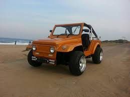 renault rodeo rodeo buggy build aircooled vw south africa