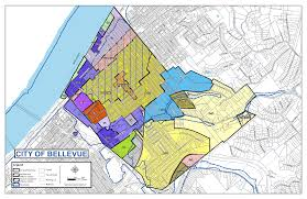City Of Chicago Zoning Map by Bellevue Completes Form Based Code Adoption U2014 Urbancincy
