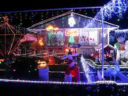 gold coast reigning champion christmas light winners unplug from