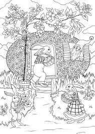 printable coloring pages easter bunny easter bunny coloring pages