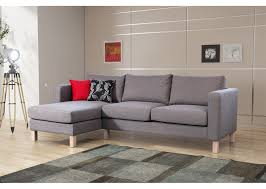 solde canapes canapé d angle norman tissu gris pas cher vente canapés solde