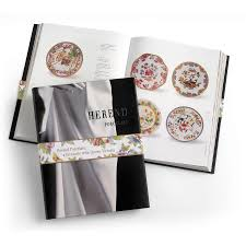 herend art history coffee table book desk accessories luxury
