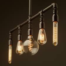 interesting lighting sensational design edison bulb ceiling light interesting ideas multi