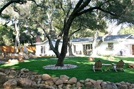 Ranch House Ojai by The Polished Pebble Ojai Country House Garden Design Elements
