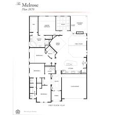 Dr Horton Floor Plans by Melrose Plan 2870 Bridges On Lake Houston Emerald Houston