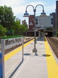Morris Heights station