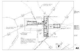 Bunkie Floor Plans by Gallery Of Monument Channel Cottage Core Architects 15