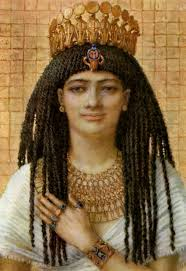 information on egyptain hairstlyes for and mutnezemt ancient egyptian queen of the 18th dynasty wall art