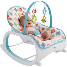 Personalized Toddler Rocking Chair Fisher Price Infant To Toddler Rocker Geo Diamonds Walmart Com